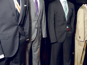 Men's Custom Suits